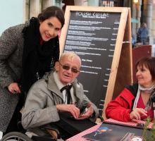 Po koncercie w ramach Tygodnia Osób Niepełnosprawnych w Krakowie